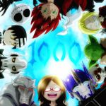 1000 Thank Yous!! by MNS-Prime-21