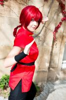 Ranma - Half a Girl by Lie-chee
