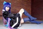 Panty and Stocking||Stocking by sosochan1314