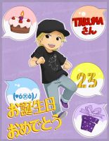 Happy Birthday Takuma! by fursen3