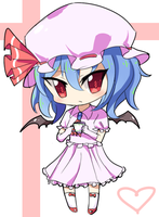 Remilia by LucLightning