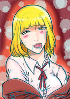 Prison school (HANA) by Ray-D-Sauce