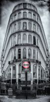 Architecture of London 15 by calimer00
