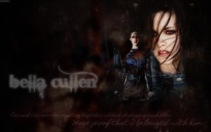 Bella Cullen - Fire and Ice by JessMindless