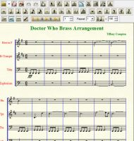 Doctor Who for Brass by Eisoptrophobic