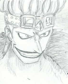 Eustass Kidd 1 by Apollus02