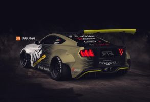 2015 Ford Mustang by hugosilva