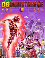 DBM- Cover chapter 57-U8 Special by DBZwarrior