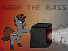 Drop The Bass by BluTwistar