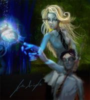 Harry and Luna by MrMoldavia