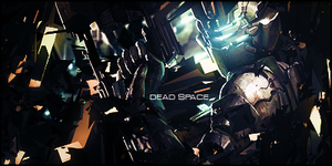 Dead Space signature by ksop