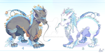 Bell Dragon  -  Adoptables Auction [closed] by lucillax3