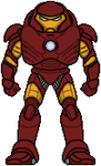 Hulkbuster Iron Man by JohnnyMuffintop