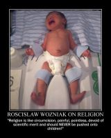 Roscislaw Wozniak on Religion by fiskefyren