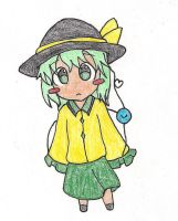 Here's a Koishi by GlassMan-RV
