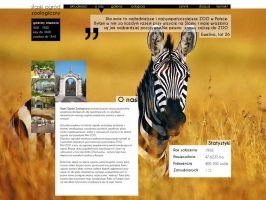 Zoo website about us page by niobe-pro