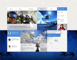 Snowboard by ecq-pro