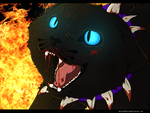 Scourge's Fury - Warrior Cats - FA by WavesOfWealth