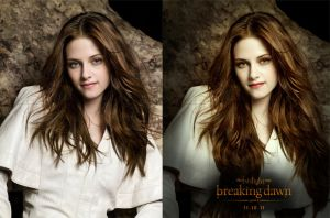 Bella Swan by VCRetouching