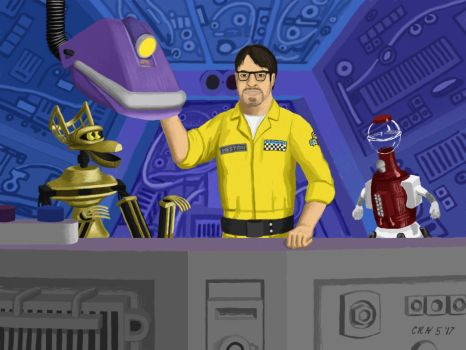 Mystery Science Theater 3000 - Season 11 by MST3Claye