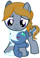 GIFT: A spark of life by Derpyna