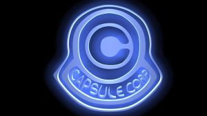 Capsule Corp Logo by 100SeedlessPenguins