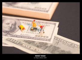 Money Wash, Little People 1 by Lugenboy