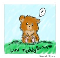 We luv Teddy Bears by toruviel
