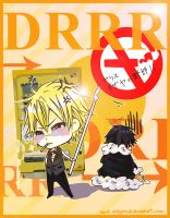 DRRR,Shizaya: Out of Bound by semi-shigure