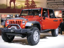 2009 Jeep Wrangler X by Qphacs