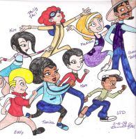Class of 3000 Characters by WarriorofLight