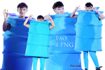 EXO Tao PNG Pack {SMTOWN in Shanghai} by kamjong-kai