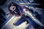 The Winter Soldier - Bucky Barnes Cosplay by n0xnoctis