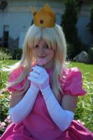 Peach and a Rose by THEM-Cosplayz