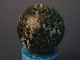 Sphere study by Djohaal
