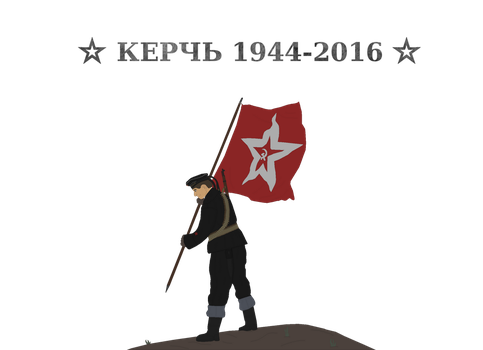 72 Years Ago Today - Liberation of Kerch by JoeyLock