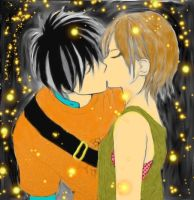 +Haruna and Yoh+ by sweettart25783