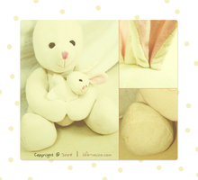 RABBIT ,, mam doll by LIFE-VOICE