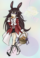 happy easter o3o by willa1313