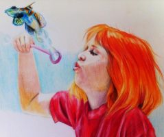 When ponyo plays by Alimac