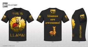 this is llama by magilove