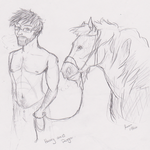 Harry and Roga by AgentDarkhorse