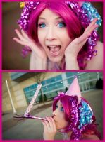 IT'S PARTY TIME YAAAAAY!! by Kudrel-Cosplay