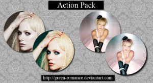 Action Pack by Green-Romance