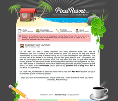 PixelResort.com by Flarup