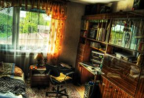 My room HDR by afron