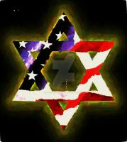 The United State of Israel 011 by LazyBonesStudios