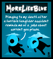 MoreLikeBlue: Gas by MrGobi