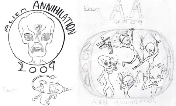 AA 09 shirt designs by Chivalricspook