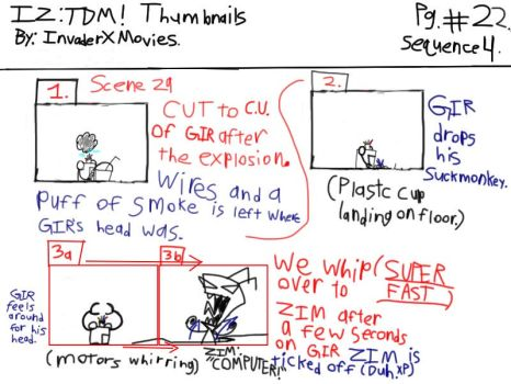 IZ:TDM! Thumbnails 04-22 (part 7) by InvaderXMovies